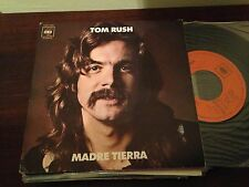 "TOM RUSH SPANISH 7"" SINGLE SPAIN MOTHER EARTH - COUNTRY ROCK FOLK"