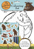 GRUFFALO COLOURING SETKids Childrens Art Activity A4 Pencils Julia Donaldson