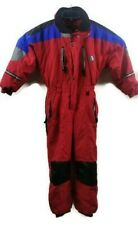 Jupa Sports Youth Size 12 Red Hooded One Piece Ski Suit