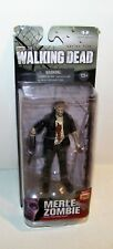 "McFarlane Toys The Walking Dead AMC Merle Zombie 5"" Action Figure  NEW Sealed"