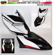Adesivi per cupolino Ducati Hypermotard 821/939 Art.V470