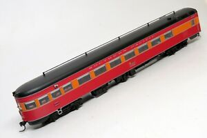 HO Broadway Limited 1590 Southern Pacific Daylight Observation Car DCC SP #2955