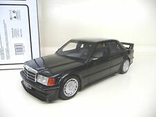 1:18 Otto Mobile Mercedes 190E 2.5-16 EVO 1 Limited Edition SHIPPING FREE