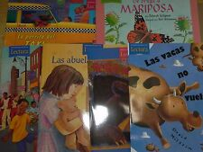 Lectura: Superlibros Set 2nd Grade Level 2.1-2.2 Spanish Big Books Teaching Aid