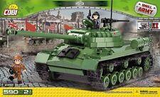 Cobi blocks IS 3 Soviet heavy Tank small army panzer bricks good as Lego 2492