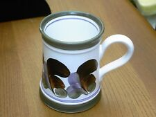Vintage Denby Hand Painted Trish Seal Mug Very Good Clean Condition FREE UK P&P