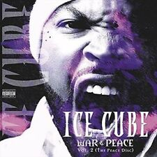 War & Peace, Vol. 2: The Peace Disc [LP] by Ice Cube (Vinyl, Jan-2016, 2 Discs, Best Side LLC.)