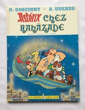 ASTERIX CHEZ RAHAZADE / BD 1991 / GOSCINNY & UDERZO / ALBERT RENE