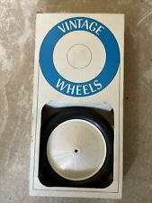 """Williams Brothers Vintage RC Plane Wheels 5"""" Diameter #133 New In Box"""