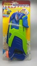 NEW Vintage Super Soaker Vaporizer Water Squirt Gun Hasbro 35oz with body target