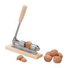 Retro Nussknacker Holz Nut Breaker Nutcracker Hebelnussknacker Nusssprenger Deko