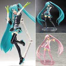 animé Vocaloid Hatsune Miku/Sakura PVC Poupées Collection Figurine Manga Jouets