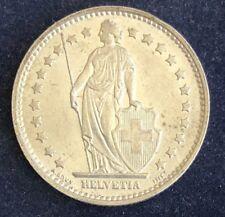 Schweiz 1 Franken 1967 B 5 g .835 Silber KM#24