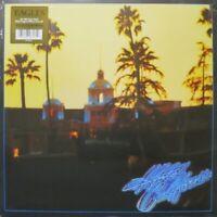 Eagles Hotel California 180gm vinyl LP gatefold sleeve +poster NEW/SEALED