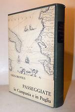 GREGOROVIUS: Passeggiate in Campania e Puglia 1966 Spinosi incisioni originali