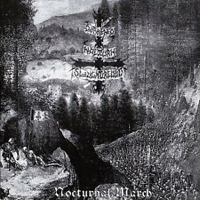 DARKENED NOCTURN SLAUGHTERCULT - Nocturnal March  CD
