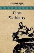 Farm Machinery (Paperback or Softback)