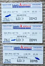 Queen ~ Made In Heaven ~ Concert Tickets