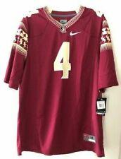 Florida State Seminoles Nike Game Jersey Garnet Mens Size Medium