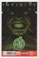 Avengers #16 (Sep 2013, Marvel) [Prelude to Infinity] Hickman Spencer Caselli p