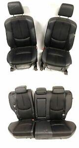 Mazda 6 GH Kombi Sitze seats Ledersitze Rückbank Teilleder
