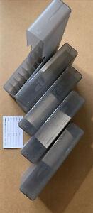 BERRY'S PLASTIC AMMO BOXES (5) SMOKE 20 Round 25-06 270 280 30-06