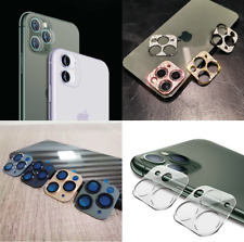 Rear Camera Lens Glass Protector Cover Ultra Slim For iPhone 11 Pro Max Bling