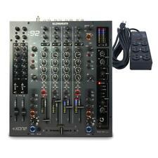 Allen and Heath Xone:92 Fader 6 Channel DJ Mixer W/ FREE Furman Power Strip
