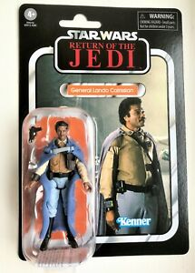 """Star Wars Vintage Collection General Lando Calrissian VC47 Re-issue 3.75"""" Figure"""