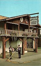 Sugarcreek, Ohio, Mueller Cheese House - Postcard - Vintage