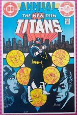 New listing New Teen Titans Annual #2 Nm- 1st Vigilante