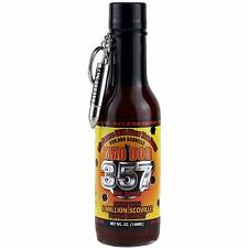 """""""MAD DOG 357 COLLECTOR'S EDITION"""" With bullet spoon keychain - Chilli Sauce"""
