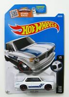 Hot Wheels 2016 BMW Series ~ #1/5 BMW 2002 ~ White