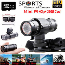 32GB 1080P Gun Video Hunting Camera Waterproof Outdoor Sports HD DV Camcorder