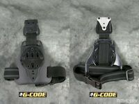 G-Code Mule ISS Drop Leg Holster Carry Platform with RTI Hanger System