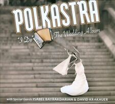 FREE US SHIP. on ANY 3+ CDs! ~Used,Very Good CD Polkastra: I Do: The Wedding Alb