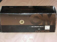 OLYMPUS OM RECORDATA BACK 2 NEW IN BOX