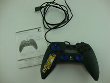 Logitech Wingman Action Pad Wired USB PC Gamepad Controller Rumblepad Tested
