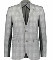 Claudio Lugli Premium men's blazer - Cotton & linen, Slim Fit