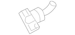 Genuine Ford Connector Tube 5F9Z-9E470-AA