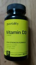 Vitamin D3 3000IU 365 Tablets (12 Month Supply) – High Strength ☆OUT OF DATE☆
