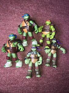 Nickelodeon Teenage Mutant Ninja Turtles TMNT Action Figure Toys Flingers SPARES