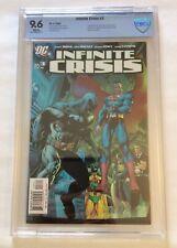 Infinite Crisis #3 CBCS 9.6 Lee & Hope Cover