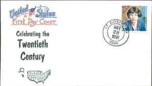 (6hh) FDC 3184g CTC Margaret Mead - Artopage Cachet