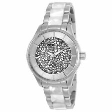 Invicta 25246 Angel Women's Gold-Tone and White Inserts Stainless Steel Watch