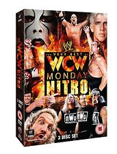 WWE The Best Of WCW Monday Night Nitro - Volume 1 [3 DVDs] NEU DEUTSCH nWo DVD