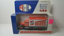 Vintage Hartoy American Highway Legends AHL 1:64 WHEATIES CEREAL Truck #L03013