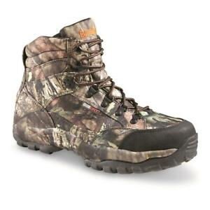 New Guide Gear Mens Guidelight II 6 in Uninsulated Waterproof Hunting Boots