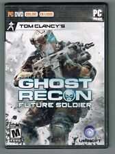 Tom Clancy's Ghost Recon: Future Soldier (PC, 2012) ~ Used Complete ~