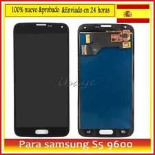 Pantalla LCD Para Samsung Galaxy S5 i9600 G900F Tactil Negro Digitalizador AAA+